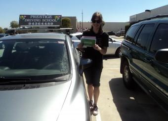Learner Driver six
